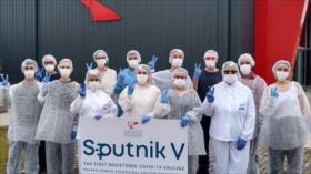 Argentina, el primer país en América Latina en producir Sputnik V
