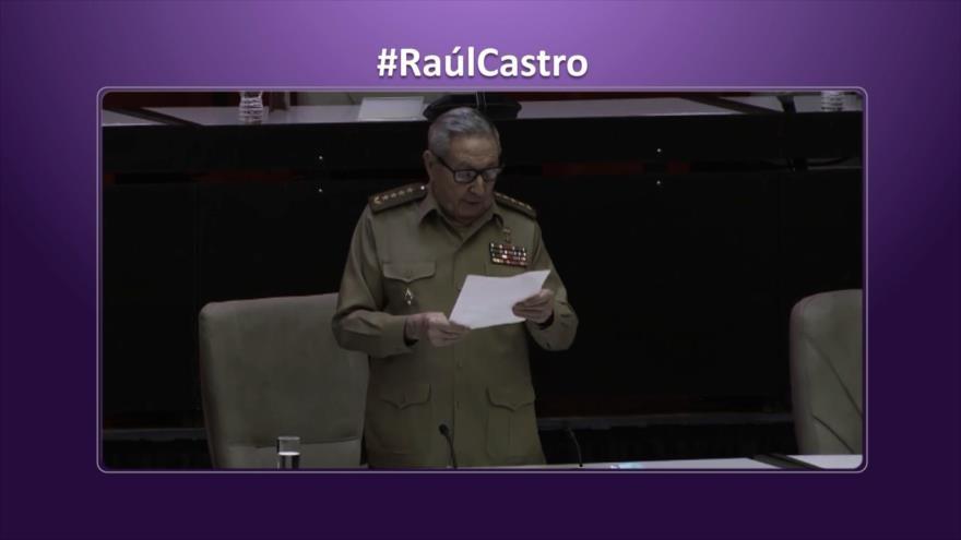 Etiquetaje: Raúl Castro se despide de la política