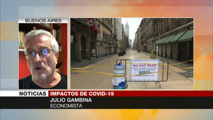 Gambina: La economía latinoamericana está lejos de la recuperación | HISPANTV