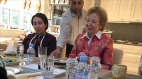 La ONU pide a Emiratos información concreta sobre princesa Latifa