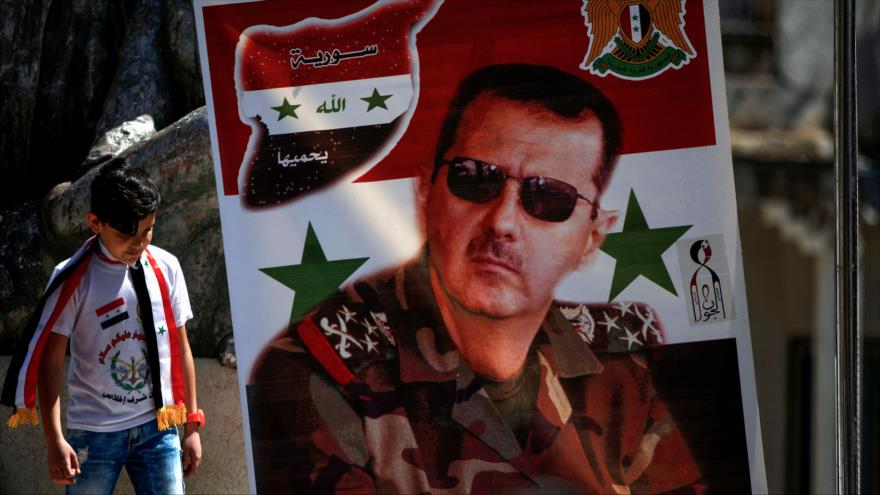 Al-Asad se postula para un nuevo mandato en las presidenciales 2021