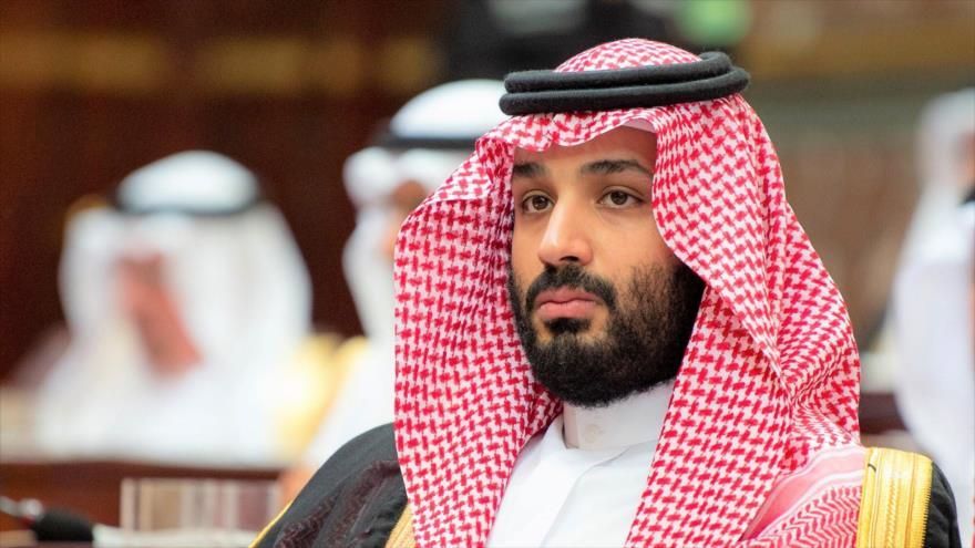 Príncipe heredero saudí, Muhamad bin Salman, asiste a una sesión del Consejo de la Shura en Riad, 19 de noviembre de 2018. (Foto: Reuters)