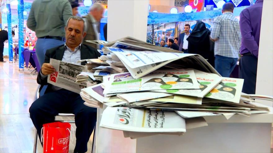 Irán se centra en el desarrollo de actividades mediáticas