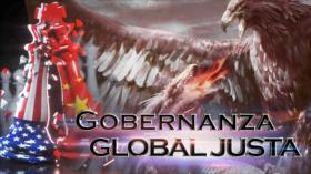 Detrás de la Razón: El planeta entre la hegemonía y la justicia