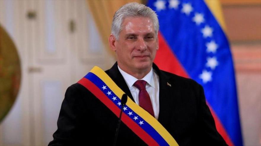 Cuba pide respetar soberanía de Venezuela frente a injerencia de EEUU