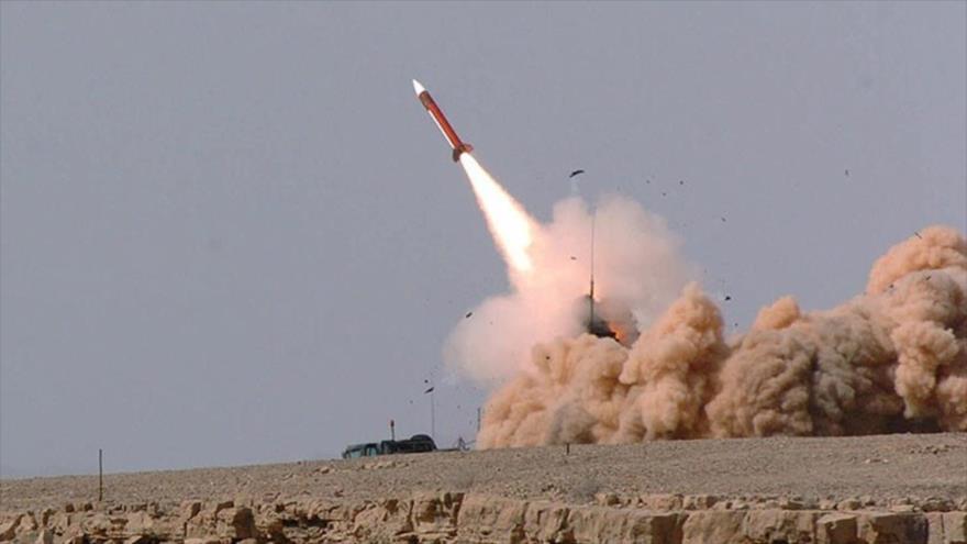 Israel intercepta un misil cerca de planta nuclear Dimona