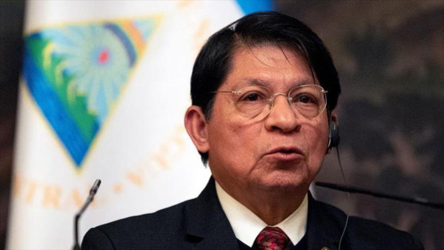 Nicaragua demanda poner fin a sanciones y justicia climática con reparación