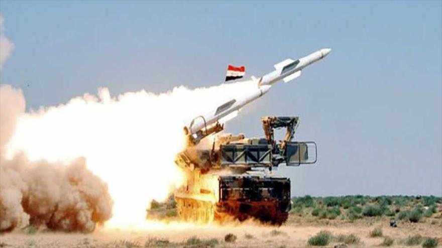 Siria repele un ataque con misiles de Israel contra Damasco