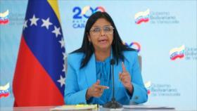 Venezuela denuncia secuestro de sus fondos por UE ante pandemia