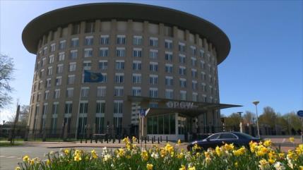 La OPAQ aprueba suspender el derecho a voto de Siria