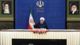 Irán a EEUU: Sanciones no pueden frenar nuestro desarrollo