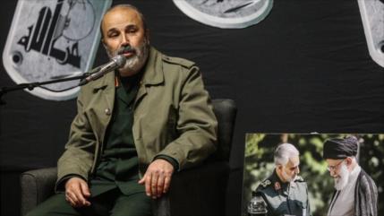 Subjefe de la Fuerza Quds augura el pronto colapso de Israel