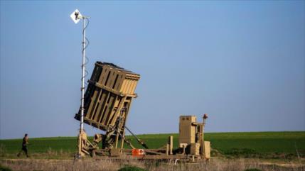 Israel reconoce que no pudo interceptar misil lanzado desde Siria