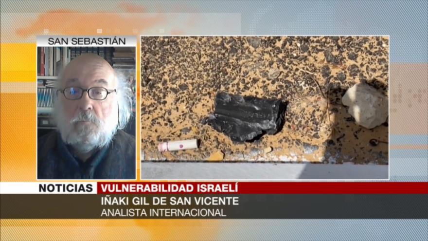 Iñaki Gil: Ataque a Dimona muestra vulnerabilidad de Israel