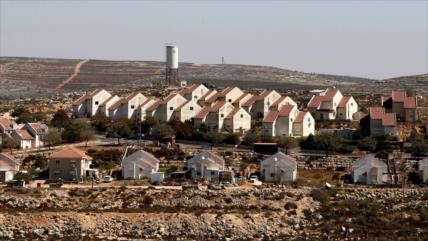 Israel aprueba erigir otras 560 viviendas ilegales en Cisjordania