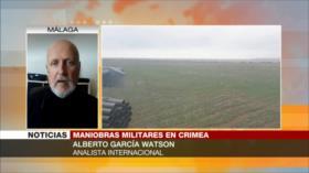 'Rusia maniobra en Crimea en replica a desafíos de la OTAN'
