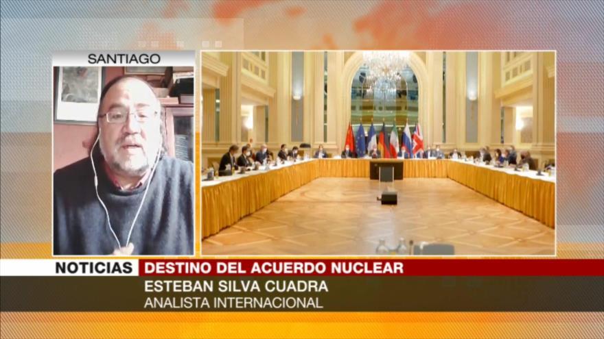 Silva: Conducta política de EEUU no da garantías al acuerdo nuclear