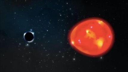 Científicos descubren el agujero negro más cercano a la Tierra