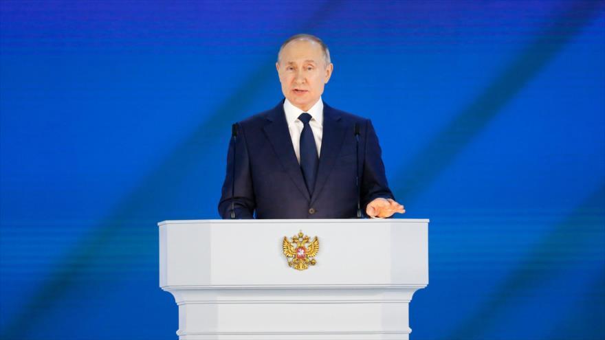 Rusia asegura su disposición a dialogar con Ucrania