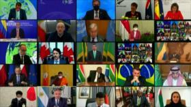 Líderes mundiales se comprometen a frenar el cambio climático