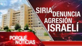 El Porqué de las Noticias: Agresión israelí. Tensión Rusia-Ucrania. Cumbre de Día de la Tierra