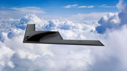 China revela fotos de su dron capaz de rivalizar con B-21 de EEUU