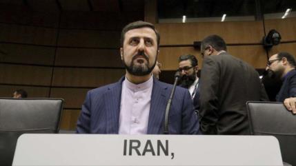 """Irán: Cambio de forma de enriquecimiento es una """"decisión técnica"""""""