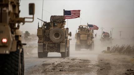 EEUU envía otro convoy con material bélico al noreste de Siria