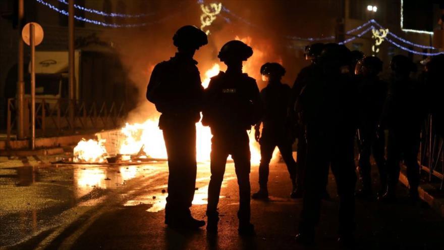Vídeo: Fuerzas israelíes hieren a 100 manifestantes palestinos