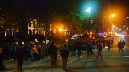 Choques en Al-Quds. Protestas raciales. Amenazas de muerte en España - Boletín: 16:30- 23/04/2021