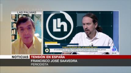 """""""La crispación política en España puede ir a peor si no se detiene"""""""