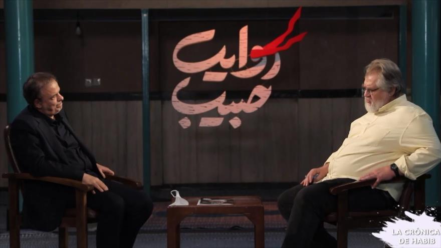 La crónica de Habib: Alireza Razm Hoseini (Parte: 3)