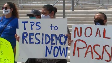Tepesianos piden a Biden acelerar su reforma migratoria prometida