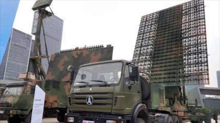 Radares avanzados de China desafían aviones furtivos de EEUU