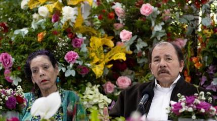 Ortega censura las agresiones contra Cuba, Venezuela y Nicaragua