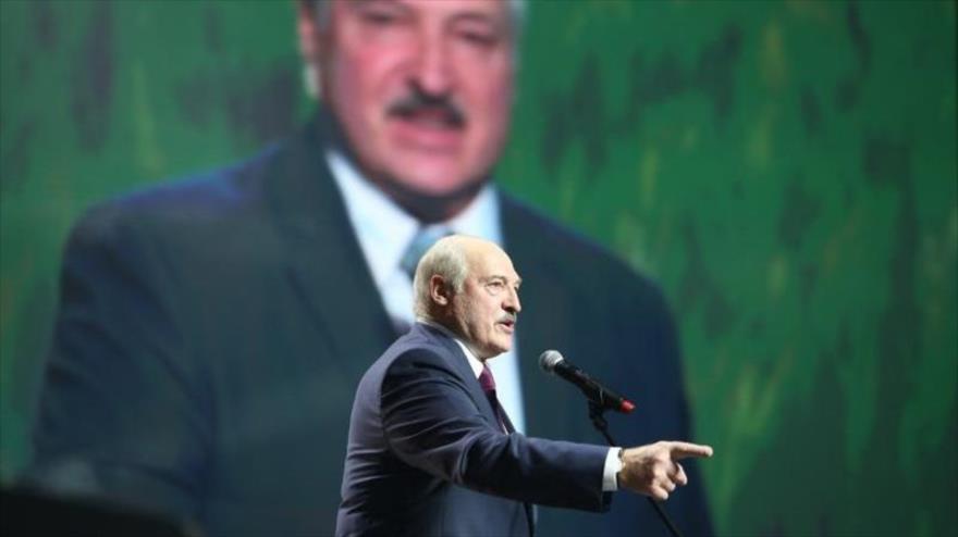 Lukashenko: Golpistas recibieron $ 10 millones para asesinarme | HISPANTV