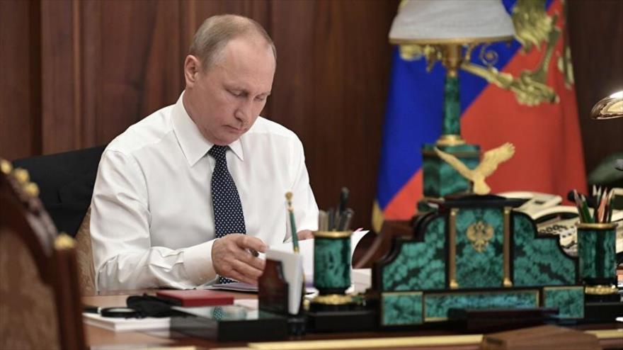 "Putin decreta contramedidas a acciones ""hostiles"" del Occidente | HISPANTV"