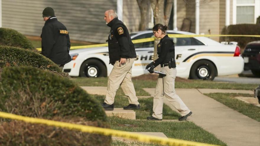 Vídeo: Policía de EEUU mató a hombre negro al confundir teléfono con arma