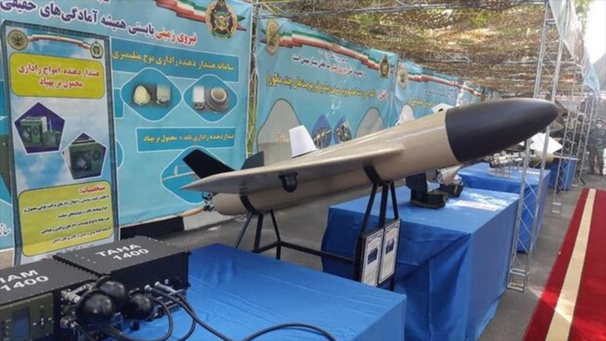 Ejército iraní desvela nuevos logros militares de alta tecnología
