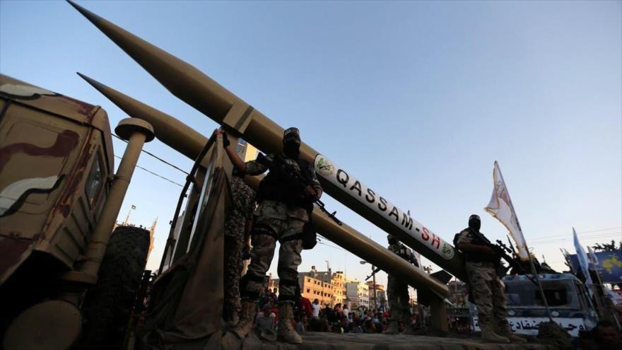 HAMAS ordena apuntar los misiles hacia posesiones vitales de Israel | HISPANTV