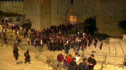 Se incrementa la represión de palestinos por las fuerzas israelíes