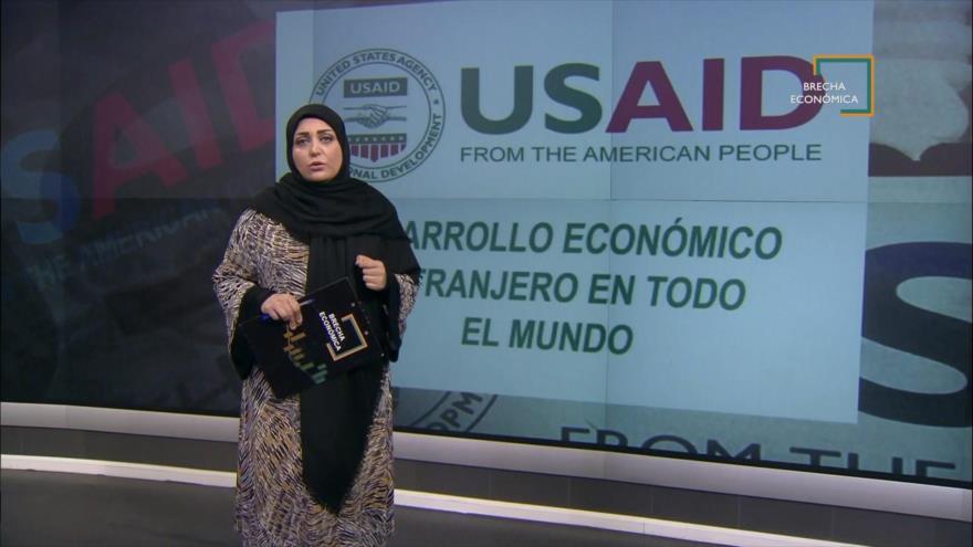 Brecha Económica: Agencia de EEUU para el Desarrollo Internacional (USAID)