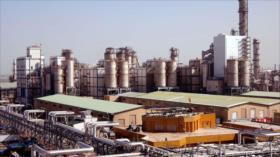 Irán se hace autosuficiente en la producción de benceno