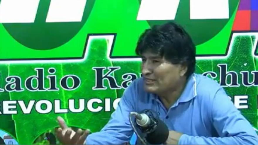 Evo Morales aclara: América Latina no es el patio trasero de EEUU | HISPANTV