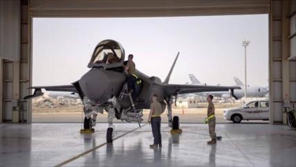 Israel obtiene primeros aviones de combate F-35 del EEUU de Biden