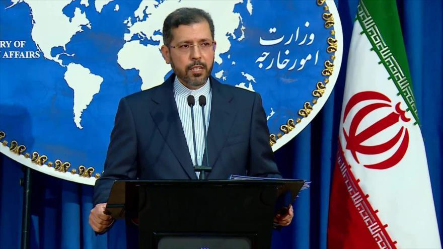 Irán reitera rechazo a un levantamiento gradual de sanciones de EEUU