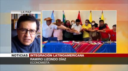 Lizondo: RUNASUR permite reformas estructurales en América Latina