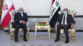 Cancilleres de Irán e Irak optan por cimentar lazos bilaterales