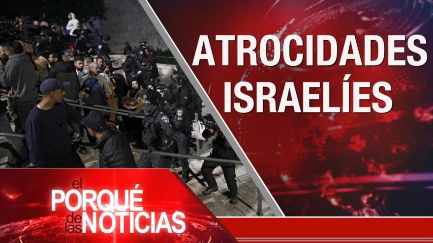 El Porqué de las Noticias: Futuro del acuerdo nuclear. Atrocidades israelíes. Runasur: América plurinacional
