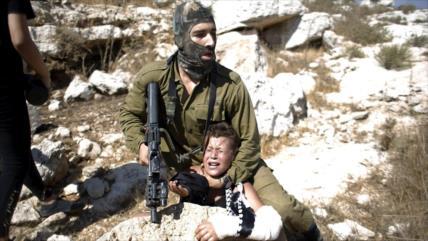 """Informe: Israel aplica """"tortura brutal"""" a menores presos palestinos"""